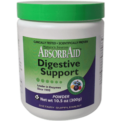 Natures Sources Absorb Aid Digestive Support 10.5 oz ABS300