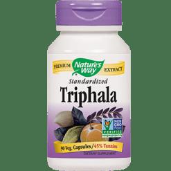 Natures Way Triphala 90 vcaps TRIP9