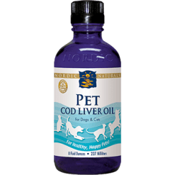 Nordic Naturals Pet Cod Liver Oil 8 fl oz PETCO