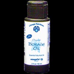 Omega Nutrition Borage Oil 2 oz BOR2