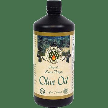 Omega Nutrition Olive Oil Organic 32 oz OLV32