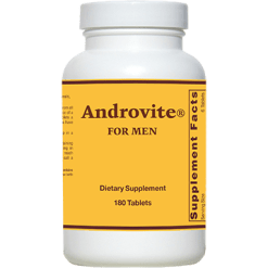 Optimox Androvite® 180 tablets A04010