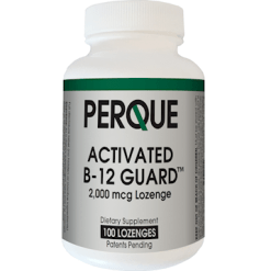 PERQUE Activated B 12 Guard™ 2000 mcg 100 loz B12S4