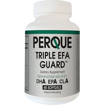 PERQUE Triple EFA Guard 60 gels TRIPL