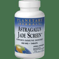 Planetary Herbals Astragalus Jade Screen 100 tablets PF0154