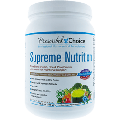 Prescribed Choice Supreme Nutrition 18.3 oz P80008