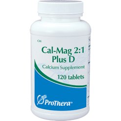 ProThera Cal Mag 21 Plus D 120 tabs P12486