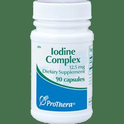 ProThera Iodine Complex 12.5 mg 90 capsules P01244