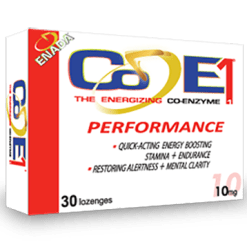 Prof Birkmayer Health Pro Co E1 Performance 10 mg 30 lozenges COE1