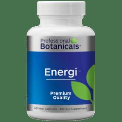 Professional Botanicals Energi 60 capsules PB1260