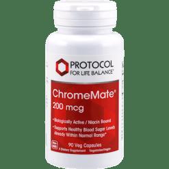 Protocol For Life Balance ChromeMate® 200 mcg 90 caps CHR52
