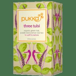 Pukka Herbs Inc. Three Tulsi Tea 20 sachets P10056