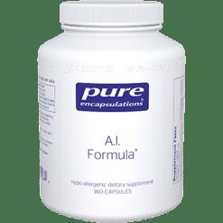 Pure Encapsulations AI Formula 360 vcaps AIFO3