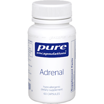 Pure Encapsulations Adrenal 60 vegcaps ADR17