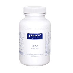 Pure Encapsulations BCAA 600 mg 90 vegcaps BCAA6