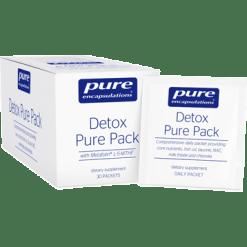Pure Encapsulations Detox Pure Pack 30 pkts P14630