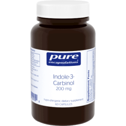 Pure Encapsulations Indole 3 Carbinol 200 mg 60 vcaps by Pure Encapsulations INDO7