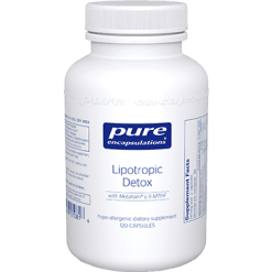 Pure Encapsulations Lipotropic Detox 120 vcaps LD1