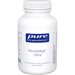 Pure Encapsulations RevitalAge™ Ultra 90 caps P14005