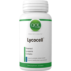 QOL Labs Lycocell 60 softgels Q80546