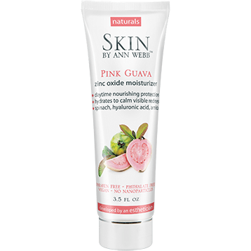 Skin by Ann Webb Pink Guava Zinc Oxide Moist 3.5 fl oz A5620