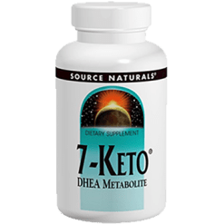 Source Naturals 7 Keto DHEA 100 mg 30 tablets SN2464