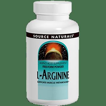 Source Naturals L Arginine 500mg 100 caps SN1687