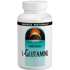 Source Naturals L Glutamine Powder 100 grams SN0124