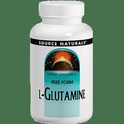 Source Naturals L Glutamine Powder 100 grams SN0124