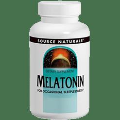 Source Naturals Melatonin 5 mg Peppermint 100 tabs SN05834