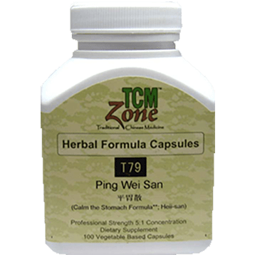 TCMzone Ping Wei San 100 vcaps T08079