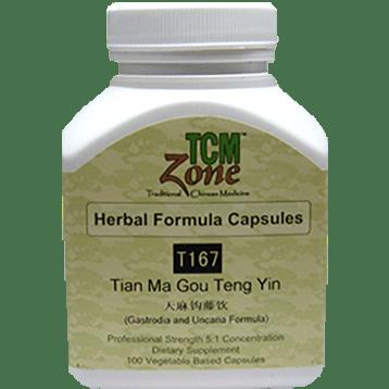 TCMzone Tian Ma Gou Teng Yin 100 vegcap T08167
