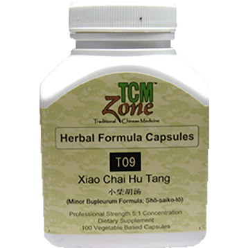 TCMzone Xiao Chai Hu Tang 100 vcaps T08009