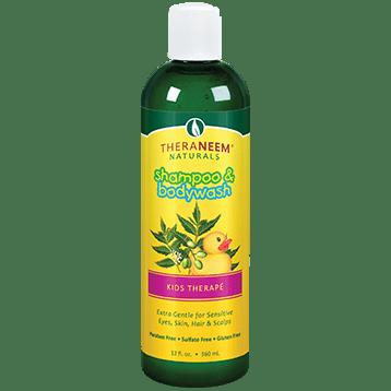 Theraneem Kids Therapé Shampoo Bodywash 12 fl oz TH0567