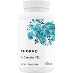 Thorne Research B Complex 12 60 caps T12037