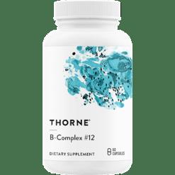 Thorne Research B Complex 12 60 caps T12037