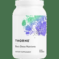 Thorne Research Basic Detox Nutrients 360 caps T11071