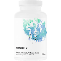 Thorne Research Small Animal Antioxidants 120 caps T99352
