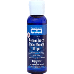 Trace Minerals Research Concentrace Trace Mineral Drops 2 oz T00072