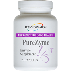 Transformation Enzyme PureZyme™ 120 capsules T10121