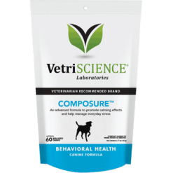 Vetri Science Composure Bite Sized 60 chews COM51