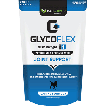 Vetri Science GlycoFlex I Softchews for Dogs 120 chews GF19
