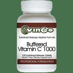 Vinco Buffered Vitamin C 1000 mg 100 tablets VBCT