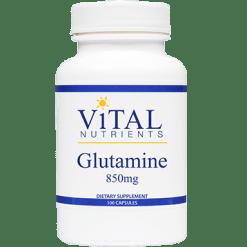 Vital Nutrients Glutamine 850 mg 100 caps GLU38