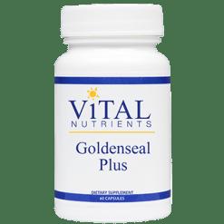 Vital Nutrients Goldenseal Plus 60 caps GOLPL
