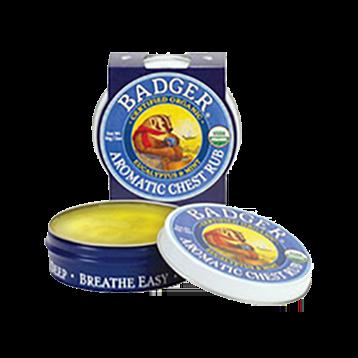 W.S. Badger Company Aromatic Chest Rub 2 oz B35794