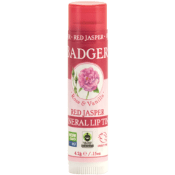 W.S. Badger Company Red Jasper Mineral Lip Tint .15 oz B28031