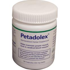 Weber amp Weber Petadolex 50 mg 50 capsules PETAD