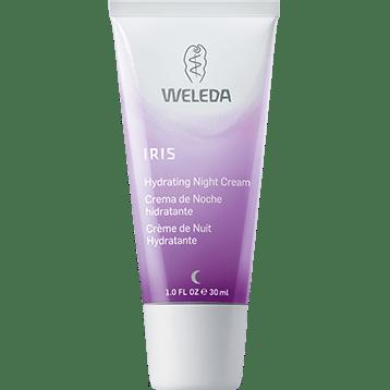 Weleda Body Care Iris Hydrating Night Cream 1 fl oz W80262