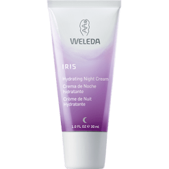 Weleda Body Care Iris Hydrating Night Cream 1 fl oz W80262